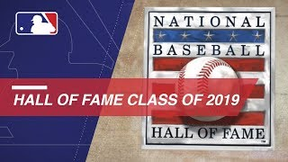 Rivera, Martinez, Halladay, Mussina, Smith, Baines elected to HOF