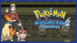 As Ruínas Alfa - Pokémon Soul Silver PT BR #9