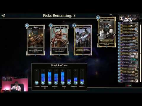 The Elder Scrolls: Legends Livestream With Pete Hines: July 7