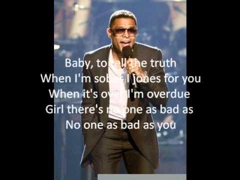 Maxwell - Bad Habits (With Lyrics)