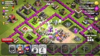 Clash of Clans - Chief Challenge: Pat vs Galadon/Mass Witches! (Ep. 1)