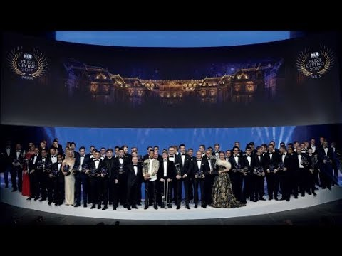 2017 FIA Prize Giving - Red Carpet Highlights