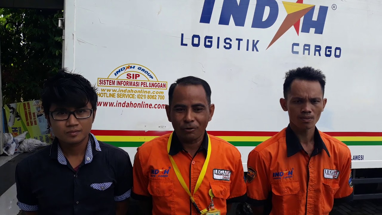 Karyawan Pt Indah Logistik Mtr Youtube