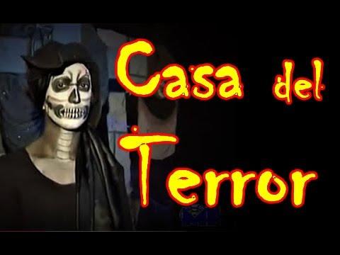 CASA DEL TERROR 2011  lOlleria Valencia  YouTube