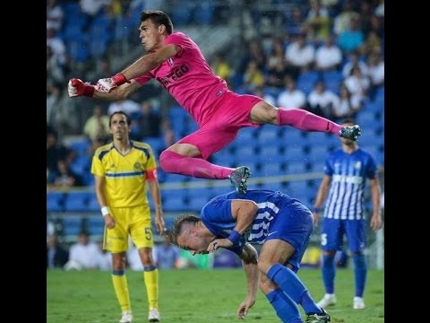 David Lazar ★ Professional Goalkeeper 🔥