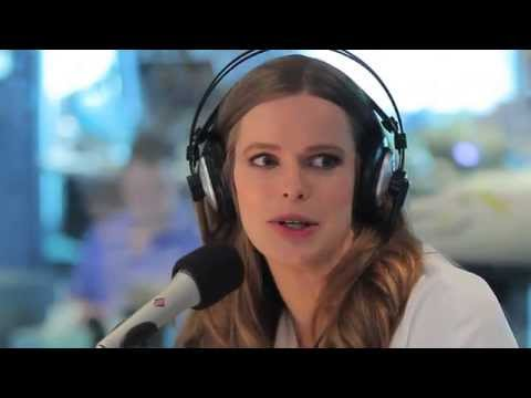 Robyn Lawley - Pantene Ambassador interview on 2DayFM