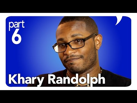 Khary Randolph Talks Digital Comics Distribution - The Comic