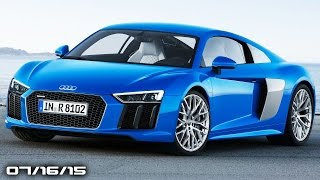 Turbo Audi R8, Next Audi S4, Volvo Buys Polestar - Fast Lane Daily