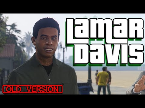 Lamar Davis (GTA V and Online)