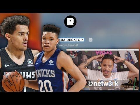 Las Vegas Summer League And Burying Kawhi | NBA Desktop With Jason Concepcion | The Ringer