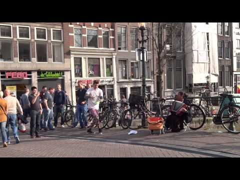 Bachelor Party Amsterdam: Making Money.