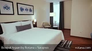 Rooms @ Bosmal Arjaan by Rotana - Sarajevo, Bosnia and Herzegovina