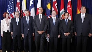 We Have It: Full Text of TPP Released
