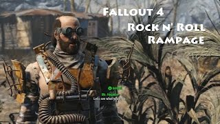 Fallout 4 Action: Rock n