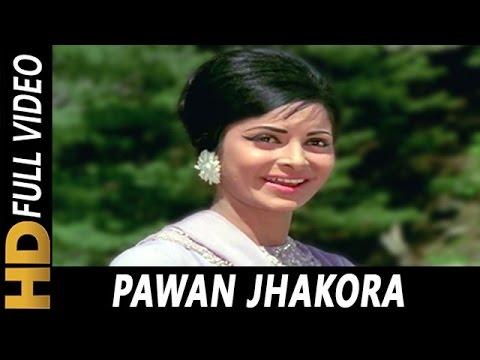 Pawan Jhakora   Lata Mangeshkar   Meri Bhabhi 1969 Songs   Waheeda Rehman