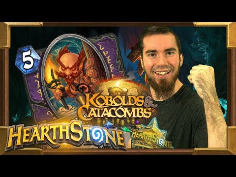 Kobolds & Catacombs Card Reveal - Possessed Lackey | Hearthstone