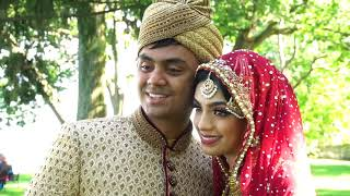 Samah & Saif's wedding by MyColorEvents.com