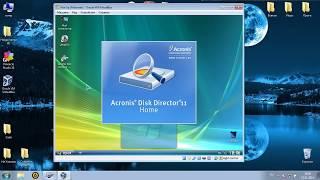 Как разбить диск на WINDOWS XP