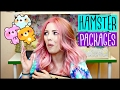 SURPRISE HAMSTER SUPPLY PACKAGES! | ⭐️MY DREAMS CAME TRUE⭐️
