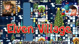 [~Christmas 2016~] # 5 Elven Village - Diggy