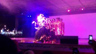 Global Village(Dubai) Show -Bollywood Dance Troupe (India)