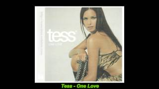 Tess - One Love (Extended Version)