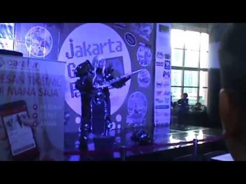 jakarta game fest  Billly's vlog #JakartaGameFest