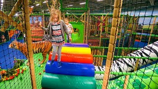 Fun Indoor Play Center for Kids at Leo's Lekland (all clips combined) #1-#4