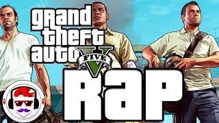 """GTA 5 Rap """"Five Star Criminal"""" by Rockit Gaming ULTIMATE"""
