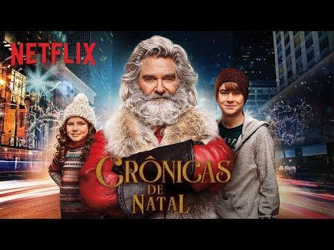 Crônicas de Natal   Trailer oficial [HD]   Netflix