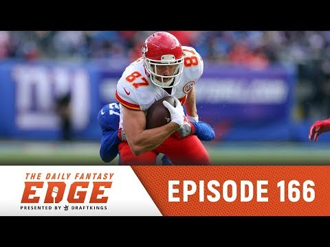 What went wrong in Week 11 on DraftKings | Daily Fantasy Edge - Ep. 166