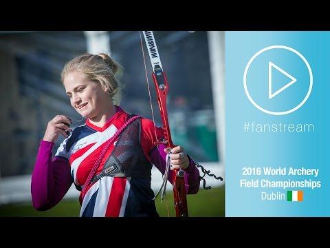 #FanStream: Great Britain v Sweden – Women Team Gold Final | Dublin 2016