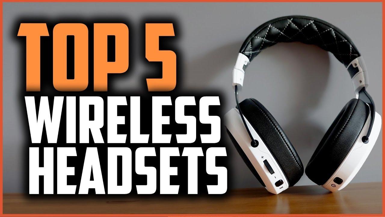 Best ps4 wireless headset 2019