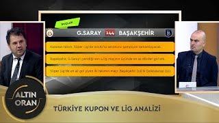 Altın Oran   Türkiye Kupon ve Lig Analizi