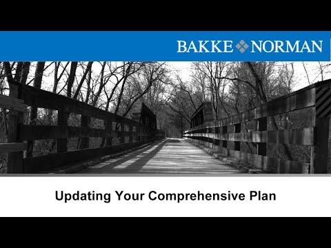 Todd Johnson - Comprehensive Plans