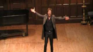 """Bilbao Song"" - Alen Hodzovic (2009 Lotte Lenya Competition)"