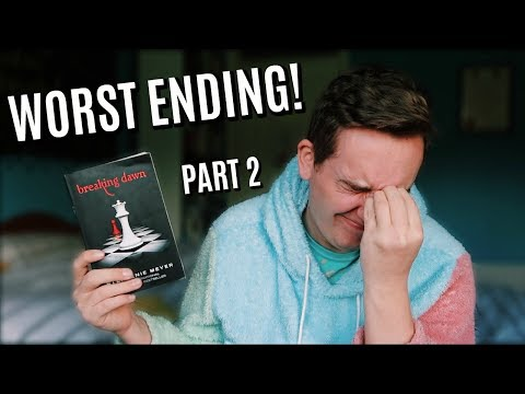 READING TWILIGHT: BREAKING DAWN FOR THE FIRST TIME | PART 2