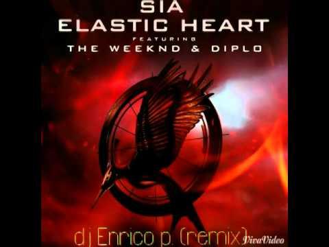 SIA - Elastic Heart  dj  Enrico P. (REMIX)