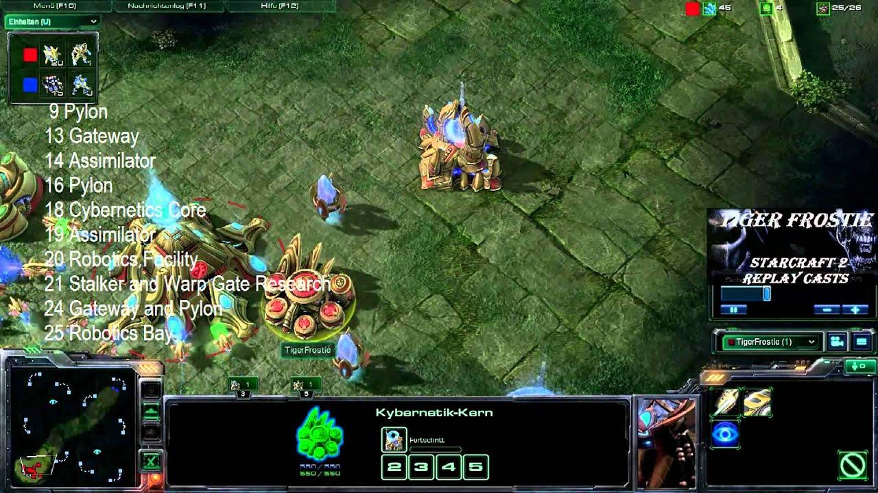 Play StarCraft 2 Collusus