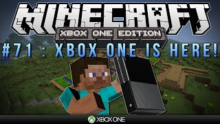 "Minecraft Xbox | ""XBOX ONE IS HERE"" 