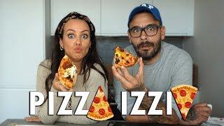 PIZZA IZZIV S COOL FOTROM | LEPA AFNA