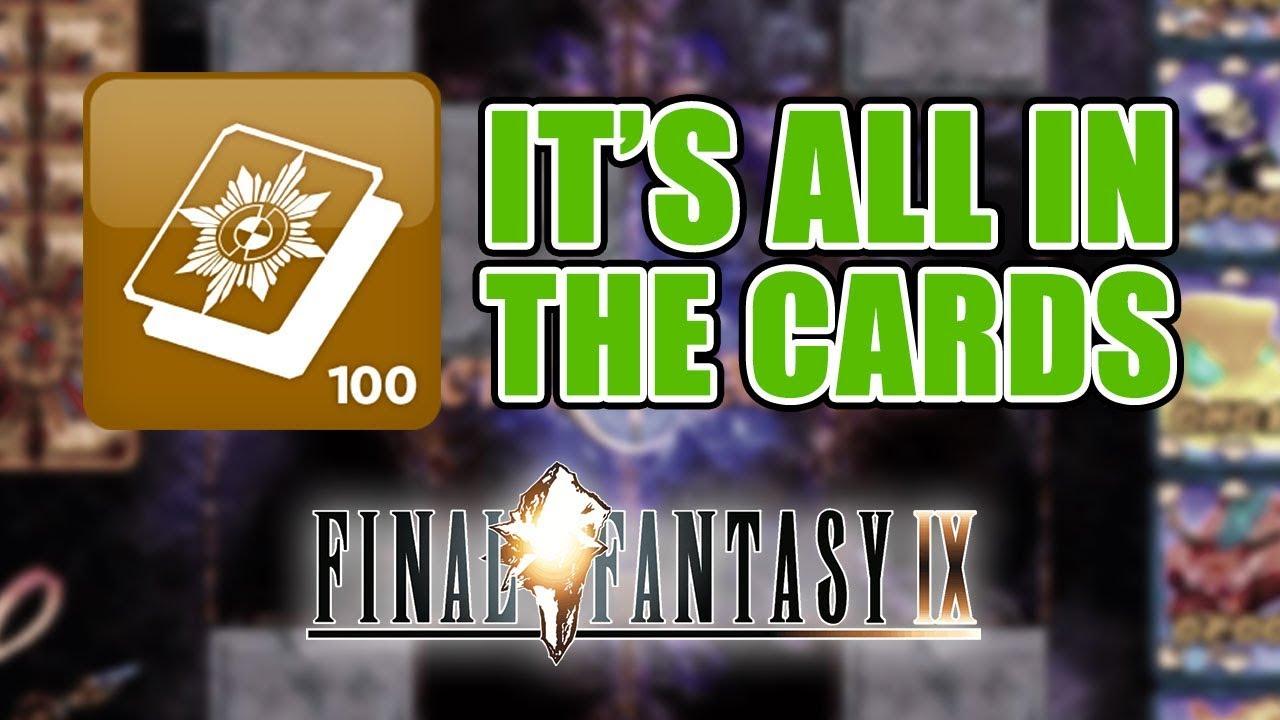 Final Fantasy 9 - PSN Trophy Wiki