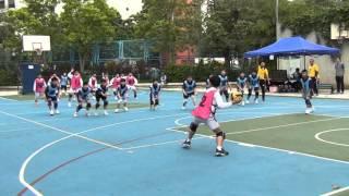 2015-16全港學界閃避球錦標賽(新界東區)小學男子組 曾