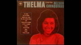 Thelma Soares - Pranto de Poeta (Nelson Cavaquinho e Guilherme de Brito)