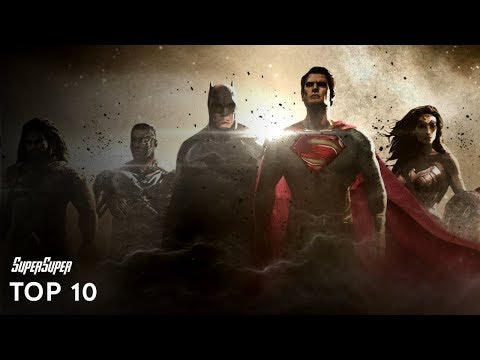 Top 10 DC Extended Universe Moments | SuperSuper