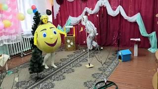 """Детский сад, Конкурс музыкальной сказки , средняя группа """"Звездочки """"  сказка -""""КОЛОБОК"""""""