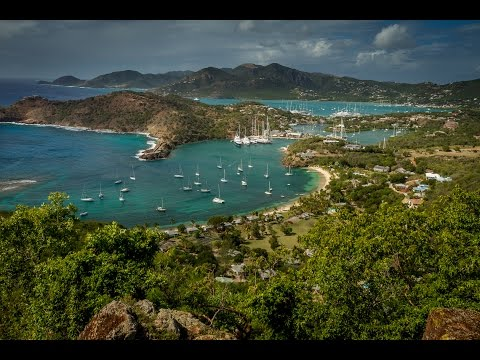 Ambienz.tv - Antigua - Caribbean dreams - Relaxing ambience video