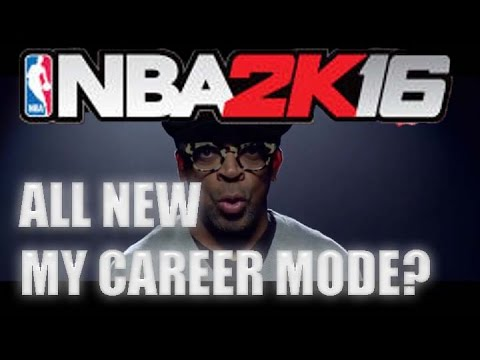 nba2k16 all new my career mode will have a different story line youtube. Black Bedroom Furniture Sets. Home Design Ideas