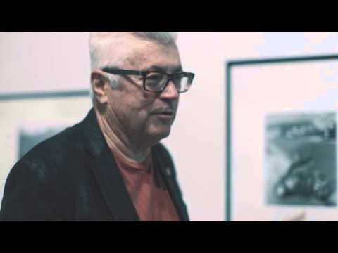 Bill Owens - Artist Talk 01.12.2015