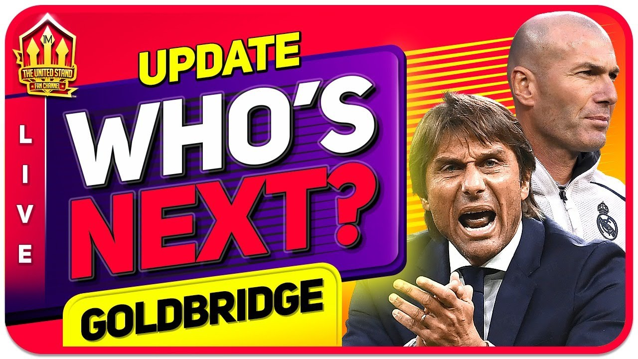 Download CONTE or ZIDANE To Replace SOLSKJAER! Man Utd News